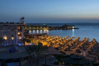 Hotel SENTIDO Mamlouk Palace Resort Strand