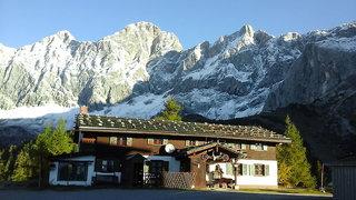 Hotel Berghotel Dachstein Außenaufnahme