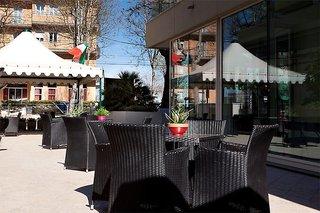 Hotel Cristallo Rimini Terasse