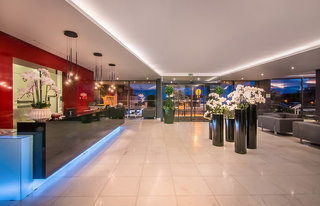 Hotel Hotel Da Rocha Lounge/Empfang