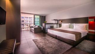 Hotel Hotel Da Rocha Wohnbeispiel