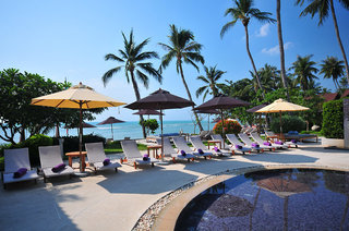 Hotel Mercure Koh Samui Beach Resort Pool