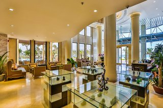Hotel Holiday Beach Danang Hotel & Spa Lounge/Empfang