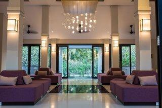 Hotel Fusion Maia Da Nang Lounge/Empfang
