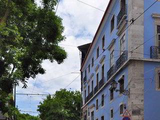 Hotel Hello Lisbon Castelo Apartments Außenaufnahme