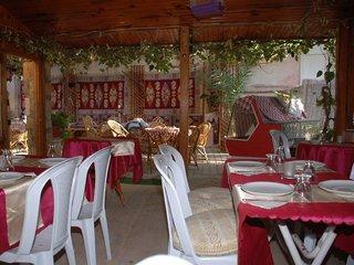 Hotel Antonios Motel Side Restaurant