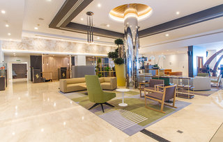 Hotel Gran Hotel Sol y Mar Lounge/Empfang
