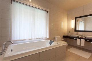 Hotel Veligandu Island Resort Badezimmer