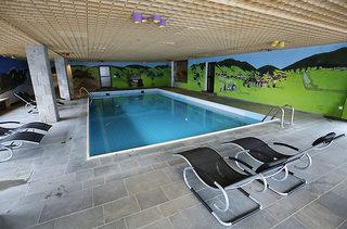 Hotel Aktiv Hotel Elan Oberau Hallenbad