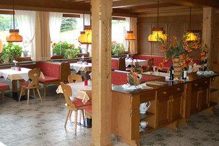 Hotel Aktiv Hotel Elan Oberau Restaurant