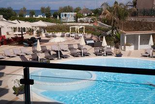 Hotel Cefalu Sea Palace Pool