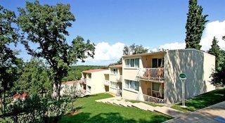 Hotel Plava Laguna Resort - Apartments Bellevue Plava Laguna Außenaufnahme