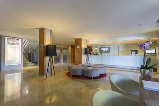 Hotel Palladium Cala Llonga - Erwachsenenhotel Lounge/Empfang