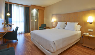 Hotel NH Porta de Barcelona Wohnbeispiel