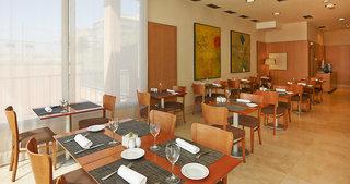 Hotel NH Porta de Barcelona Restaurant