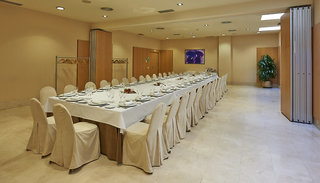 Hotel NH Porta de Barcelona Konferenzraum
