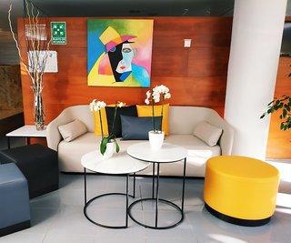 Hotel Capricho Lounge/Empfang