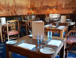 Hotel The Royal Cambridge Restaurant