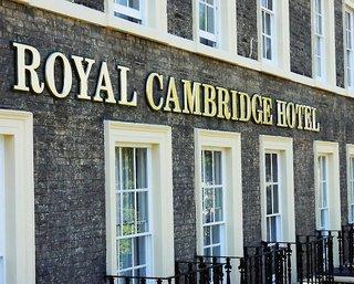Hotel The Royal Cambridge Außenaufnahme