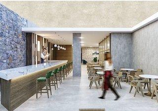 Hotel Petousis Hotel & Suites Bar