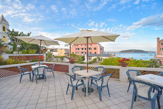 Hotel Villa Panoramica Terasse