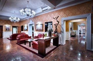 Hotel Best Western Plus Felice Casati Lounge/Empfang