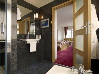 Hotel St.Giles London Badezimmer