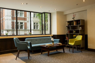 Hotel St.Giles London Lounge/Empfang
