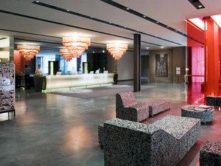 Hotel Nhow Milano Lounge/Empfang