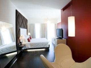 Hotel Nhow Milano Wohnbeispiel