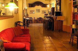 Hotel Hotel Azzi Lounge/Empfang