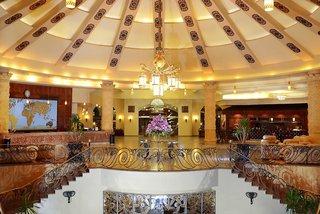 Hotel Jungle Aqua Park Resort Hurghada Lounge/Empfang