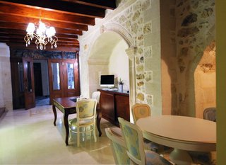 Hotel Antica Dimora Suites Lounge/Empfang