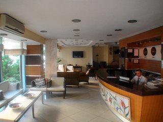 Hotel Büyük Lounge/Empfang
