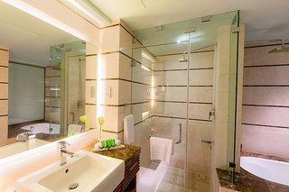 Hotel Millennium Resort Mussanah Badezimmer