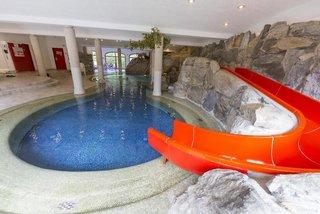 Hotel Alpenhotel Weitlanbrunn Hallenbad