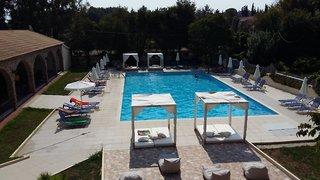 Hotel Amalia Hotel Dassia - Erwachsenenhotel Pool