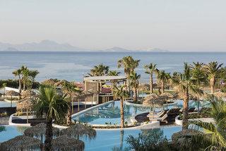 Hotel Mitsis Norida Beach Außenaufnahme