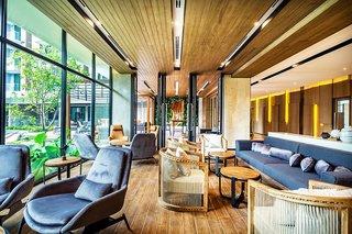 Hotel Amber Pattaya Lounge/Empfang