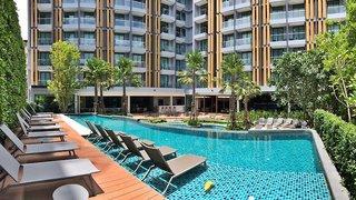 Hotel Amber Pattaya Außenaufnahme