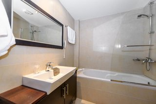 Hotel CHC Rimondi Grand Resort & Spa Badezimmer