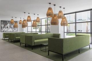 Hotel HM Ayron Park Lounge/Empfang