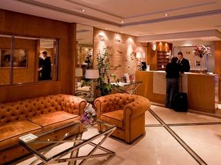 Hotel Almudaina Lounge/Empfang