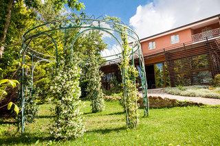 Hotel Ostia Antica Park Garten