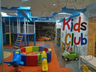 Hotel Jambuluwuk Oceano Seminyak Kinder