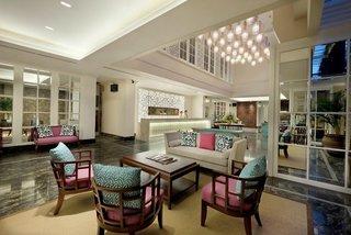 Hotel Jambuluwuk Oceano Seminyak Lounge/Empfang