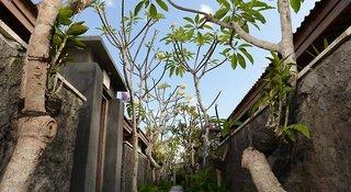 Hotel Alam Bidadari Seminyak Villas Garten