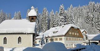 Hotel Lungötzer Hof Außenaufnahme
