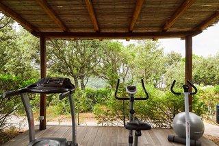 Hotel The Originals Aldiola Country Resort Sport und Freizeit