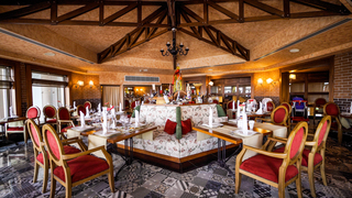Hotel Arcanus Side Resort Restaurant
